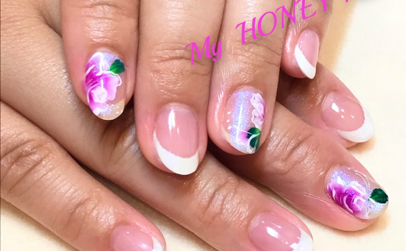 My HONEY Nail's
